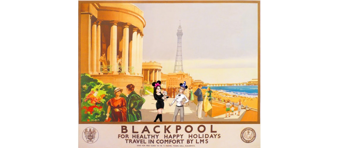 Blackpool Pin Event
