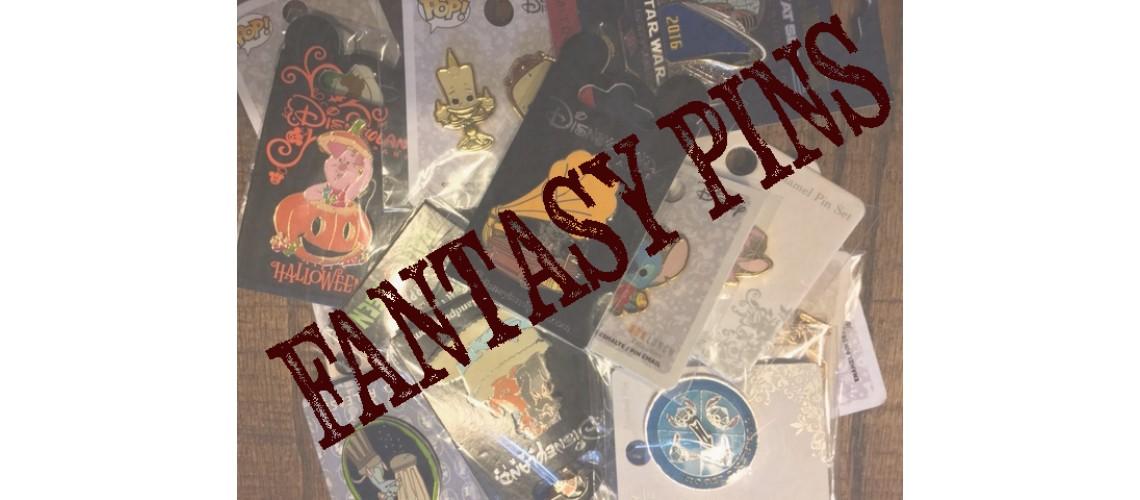 Fantasy pins