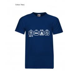 Eat Sleep Trade Repeat T-shirt