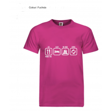 Eat Sleep Trade Repeat Children's T-shirt